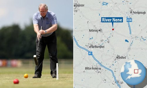 Croquet match to settle Northampton and Peterborough River Nene row