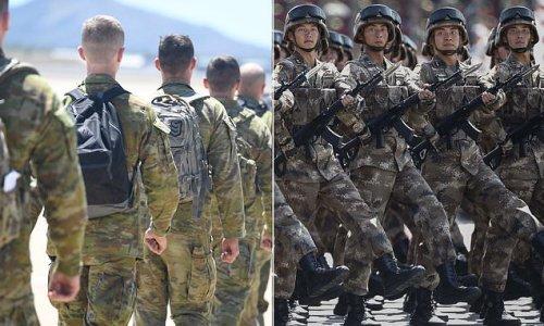 Australia prepares for 'worst case scenario' of war with China