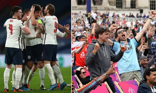 England's Euro 2020 games to be shown on Trafalgar Square big screen