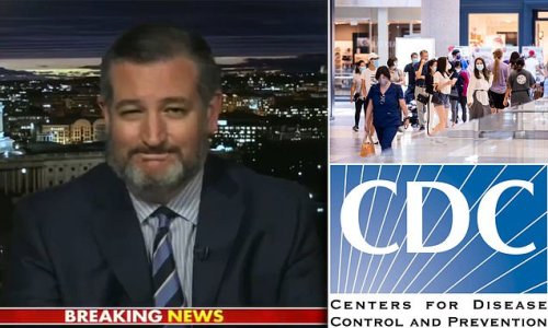Ted Cruz slams CDC over new mask guidelines for vaccinated Americans
