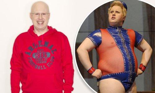 GBBO's Matt Lucas displays weight loss during TV appearance