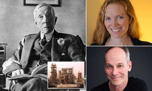 Heirs of oil baron John Rockefeller pledge $30m to help protesters