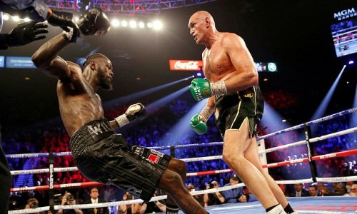 Fury reveals he would have been sued $80m if he'd avoided Wilder
