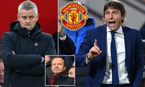 Conte 'would demand total say on signings' if he was Man United boss