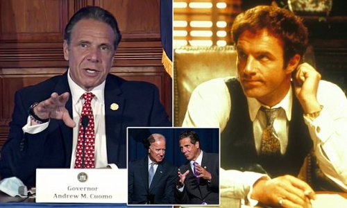 Cuomo 'compared himself to violent Godfather character Sonny Corleone'
