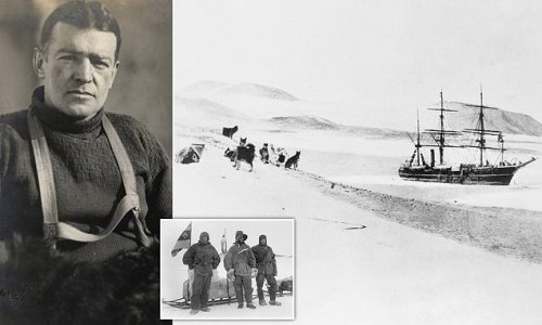 Beriberi kept Shackleton from the South Pole in 1901 not scurvy