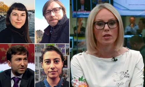 The hard left Corbynista zealots campaigning to cancel GB News