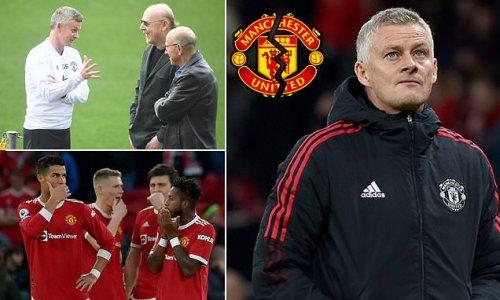 United go silent on Solskjaer - just like when they sacked Mourinho
