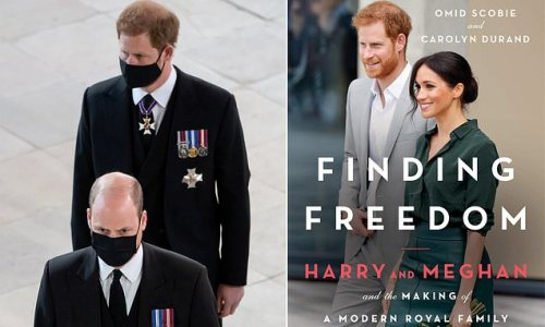 Finding Freedom's new chapters could be 'final straw' for Prince Harry