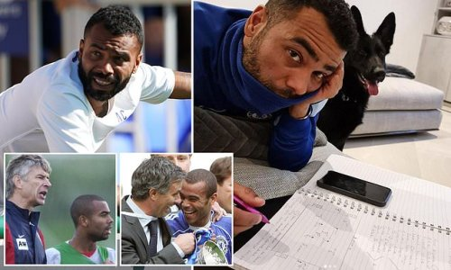Ashley Cole makes for an unlikely coach as he takes England U21 role