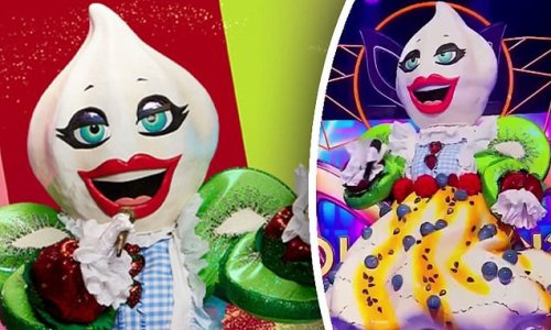 Fans believe they know who is the Pavlova Mask on The Masked Singer