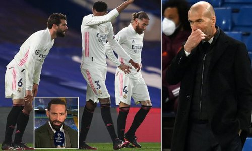Rio Ferdinand sticks boot into 'tired and old' Real Madrid side