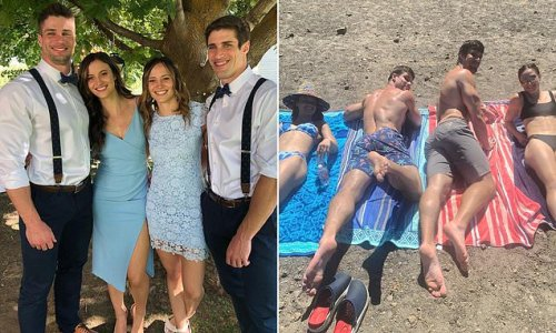 Identical twin sisters dating identical twin bros share 75% of dates