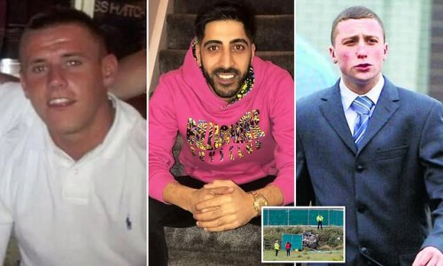 First pictures emerge of men who died in crash along the M8