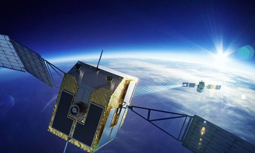 Japanese engineers develop high-powered laser to burn space junk