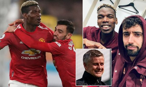 Paul Scholes is right about Paul Pogba and Bruno Fernandes in tandem