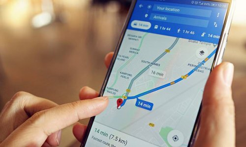 Apps to help you drive greener: Google Maps offers eco-friendly routes