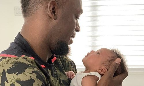 Usain Bolt and partner Kasi announce they've secretly welcomed TWINS