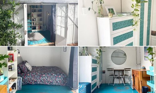 Tiny rental with no kitchen or amenities charging $230 a week in Perth