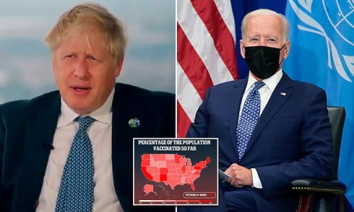 Boris Johnson slams Biden vaccine order, suggests using 'sweet reason'