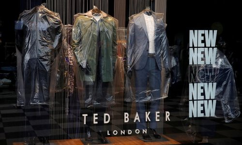 Losses mount at Ted Baker as sales of suits dry up during the pandemic