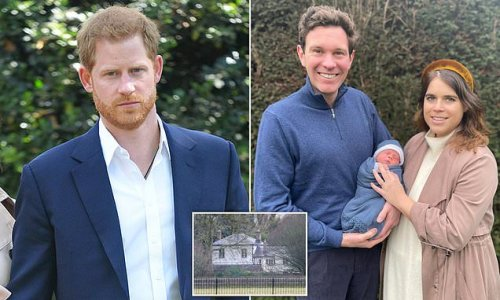 Prince Harry 'to stay at Frogmore Cottage when he returns to UK'