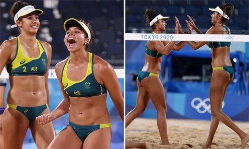 Australian Olympic commentators try to explain slang in awkward moment