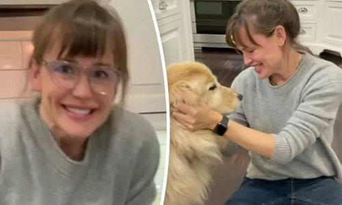 Jennifer Garner celebrates her beloved dog Birdie's sixth birthday