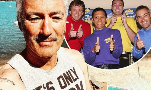 Blue Wiggle Anthony Field reflects on his 30 years with The Wiggles