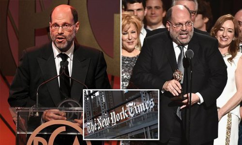 NYT 'killed' Scott Rudin exposé on his abusive behavior last year