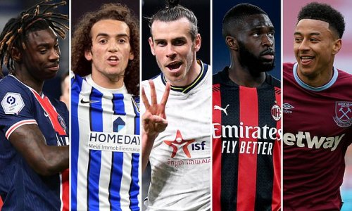 The players on loan across Europe and what the future might hold