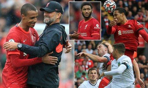 Van Dijk's return has unlocked Liverpool's missing attacking threat