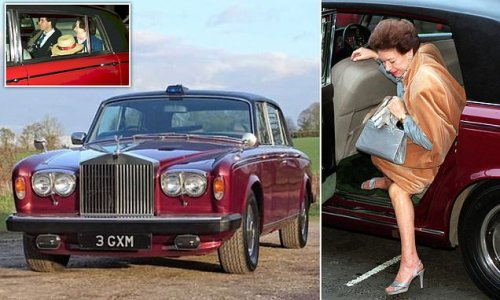 Princess Margaret's Rolls-Royce to go on sale