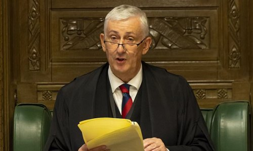 'Liar' ban in Commons will stay: Speaker says