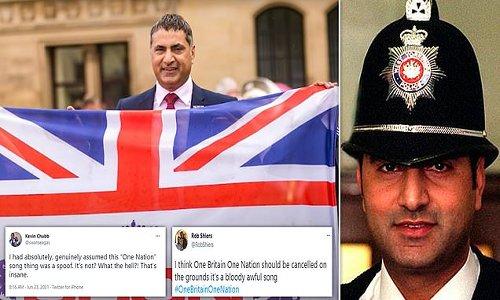 Retired policeman blasts 'diabolical' social media trolls