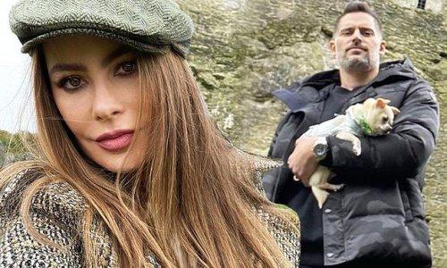 Sofia Vergara reunites with husband Joe Manganiello in Ireland