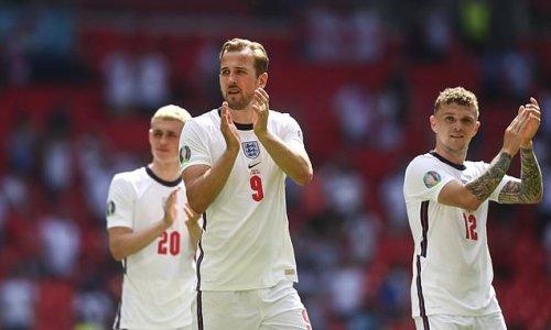IAN LADYMAN: Win over Croatia released the pressure valve for England