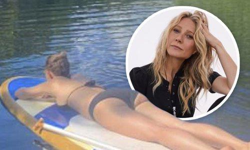 Gwyneth Paltrow marks Earth Day with bikini Instagram snap