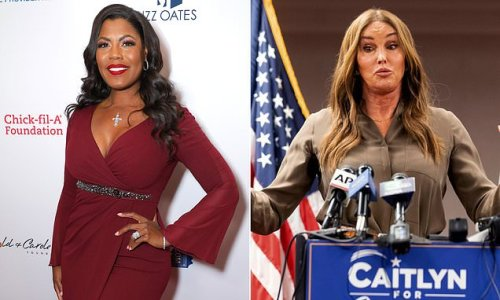 Channel Seven 'pays almost $1million' for Caitlyn Jenner and Omarosa