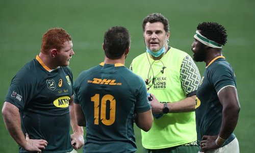 SIR CLIVE WOODWARD: World Rugby must show Erasmus who's boss