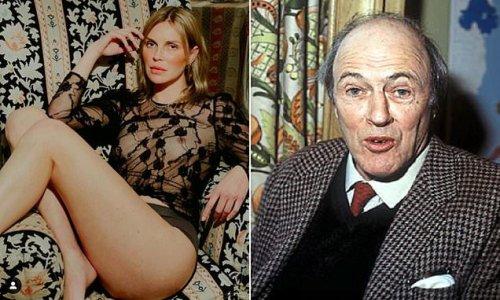 I'll keep my day job, says Dahl's granddaughter despite Netflix deal