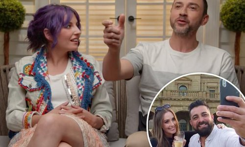 The Block: Tanya and Vito REFUSE to attend Ronnie and Georgia's dinner