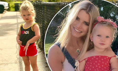 Jessica Simpson shares a cute snap of her third child Birdie Mae