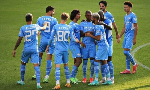 Manchester City 4-1 Blackpool: Ilkay Gundogan nets twice in easy win