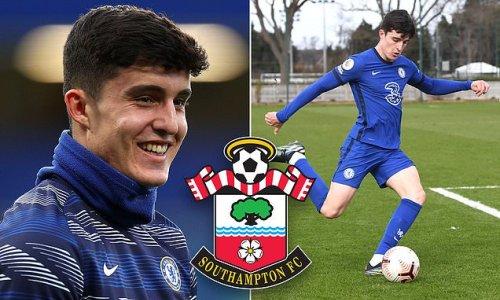 Southampton set to beat Brighton and Milan to Chelsea teen Livramento