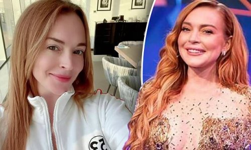 Lindsay Lohan CONFIRMS she is not returning to The Masked Singer