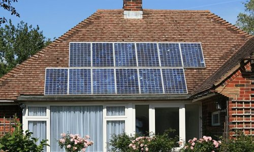 GRACE ON THE CASE: We want to get our solar panels removed