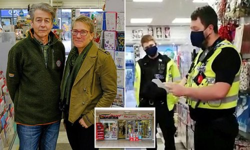 Card shop owners who refused to close during lockdown to stand trial