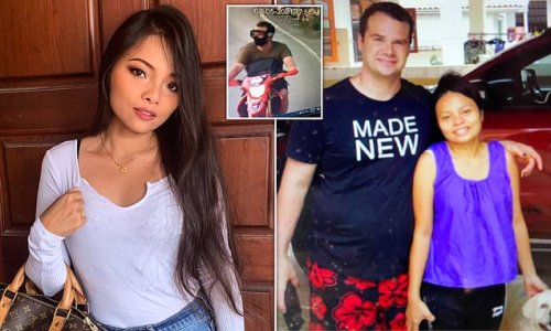 US fugitive suspected of murdering pregnant wife on run in Thailand