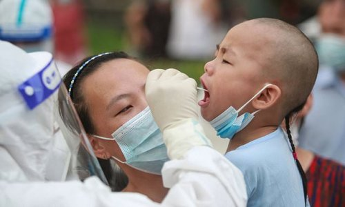 China's worst Covid-19 outbreak in a year is ESCALATING